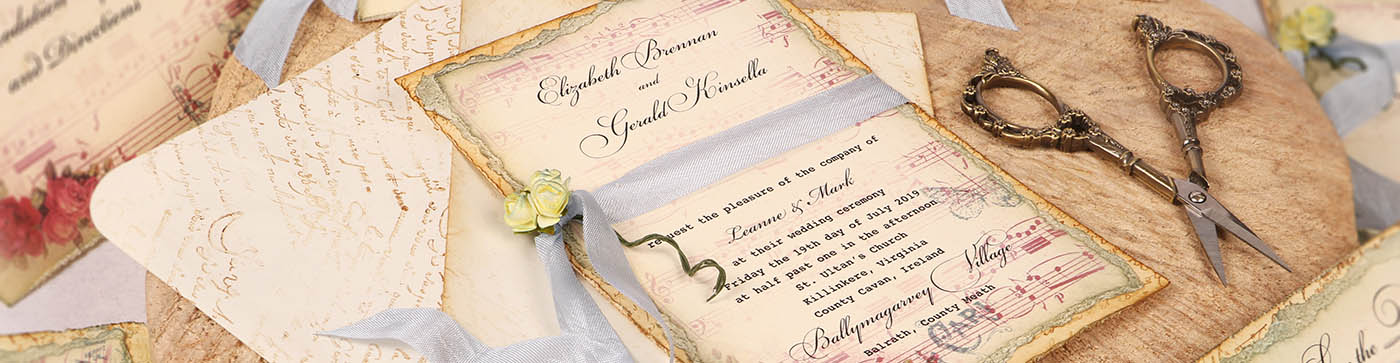 Bespoke Wedding InvitationCollections