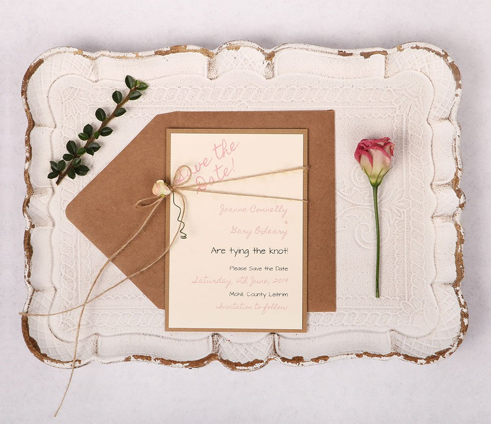 Lacey-Save The Date Pink