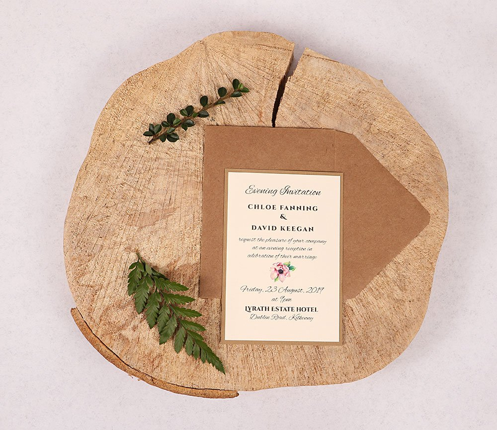 Magnolia Evening Invitation Kit