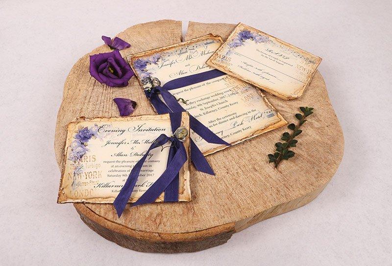 Vintage Violet Set
