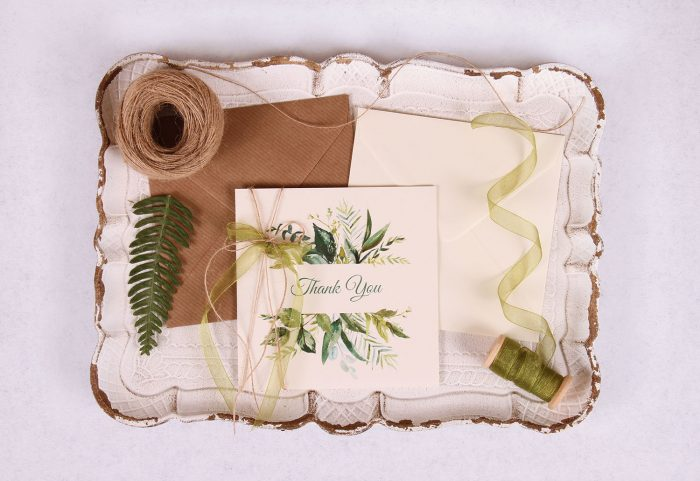 Fauna_Thank_You_Card_green