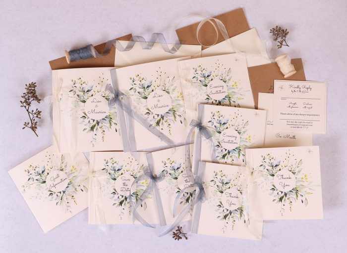 Meadow Wedding Stationery
