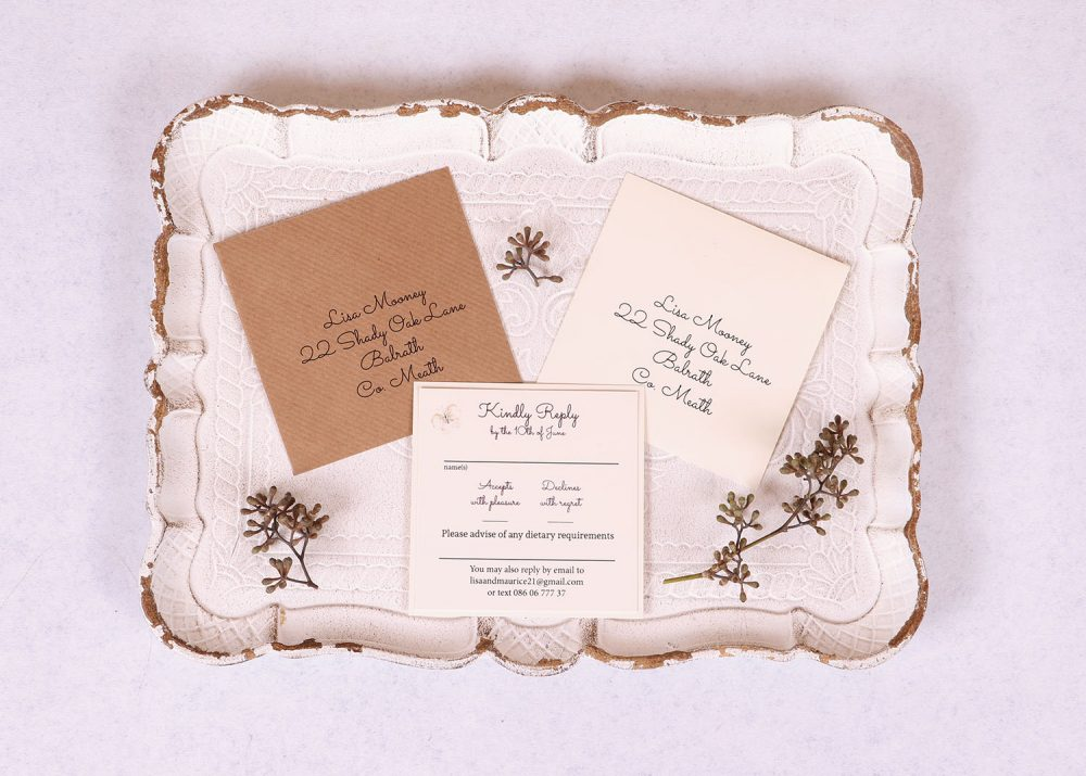 Meadow RSVP Card