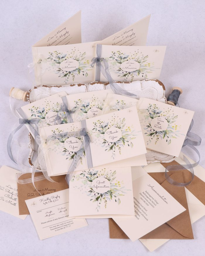 Meadow Wedding Stationery Set