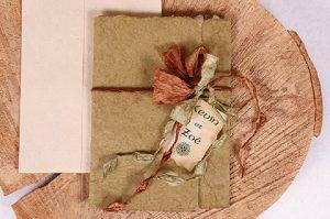 Seeded & Plantable Invitations