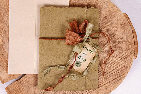 Seeded & Plantable Invitations