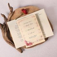 Mass Booklet - Vintage