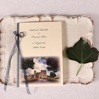 Mass Booklet Venue