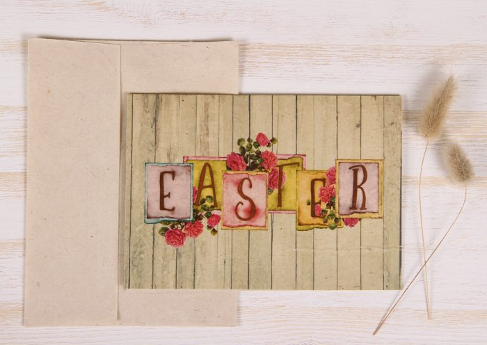 Easter Card - Front