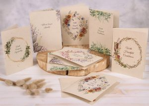 Still Life Plantable Condolence Cards